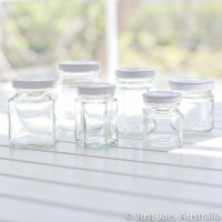 glass jars Australia